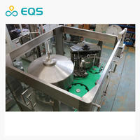 Can Filling Machine For Fruit Juice Tea Energy Drinks